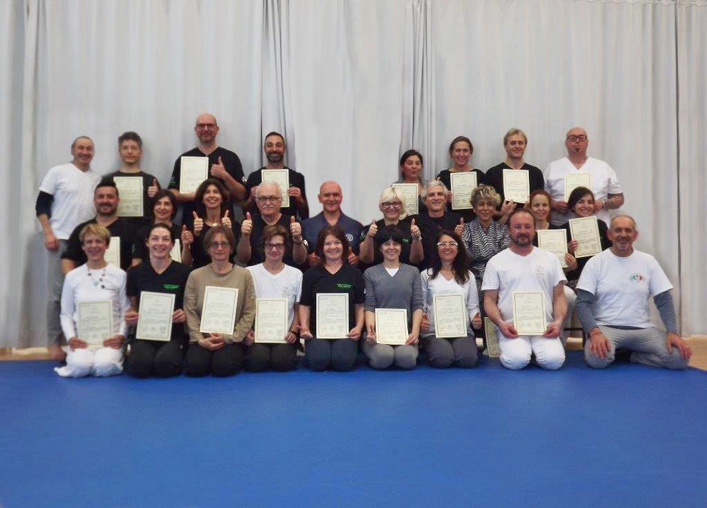 partecipanti master shiatsu namikoshi veneto