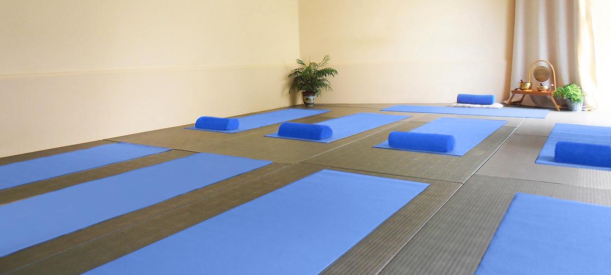 centro yoga shiatsu il sole verona interni