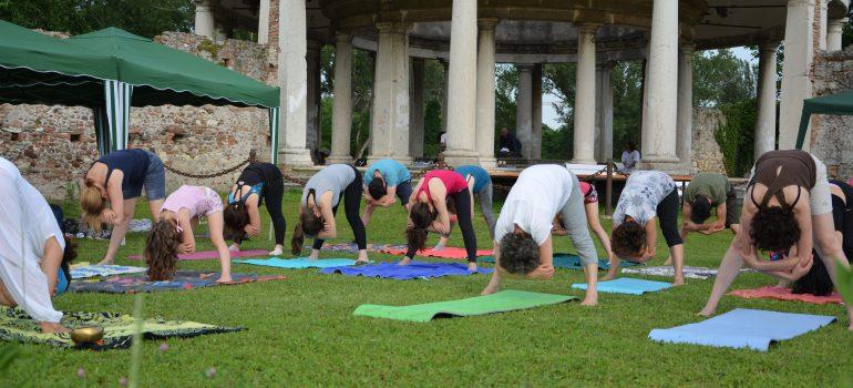 Sabato 29 settembre 2018 – Seminario di Yoga e Camminata a Verona