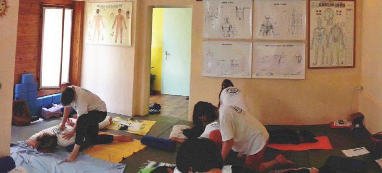 Corso di SHIATSU – Libera e calma corpo-mente. Prenota la tua prova